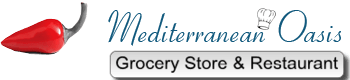 Mediterranean Oasis Grocery Store and Carry Out Restaurant